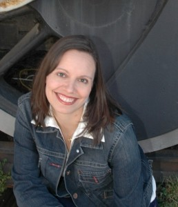 Author Tracy Morris